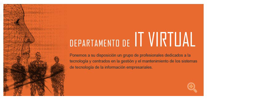 > DEPARTAMENTO DE IT VIRTUAL